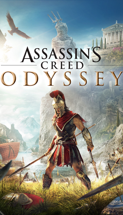 Assassin's Creed Odyssey poster