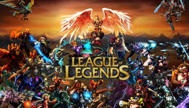 League of Legends poster
