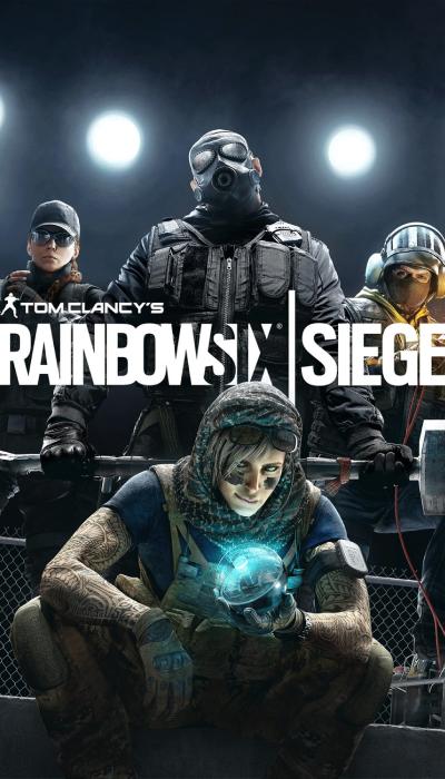 Tom Clancy's Rainbow Six Siege poster